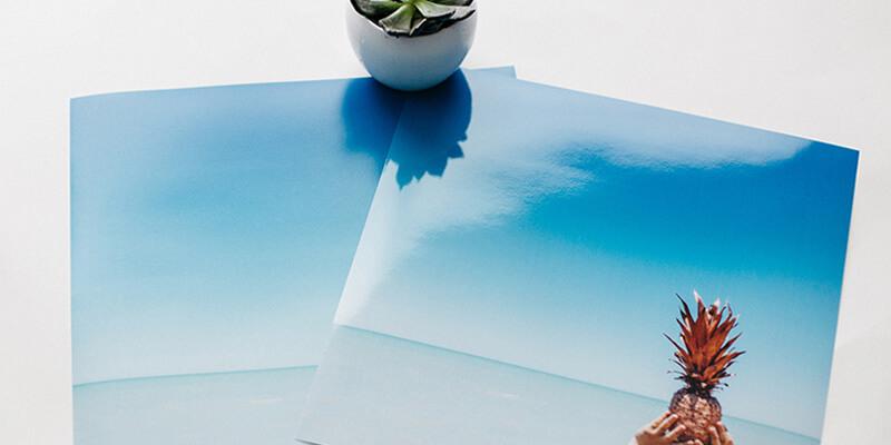 того, чем как сделать глянцевую фотографию матовой документы, касаемые стажа