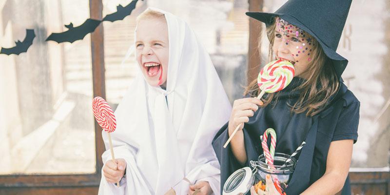 Секреты фотосъемки в Хэллоуин