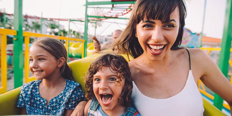 7 летних мероприятий для всей семьи